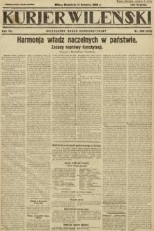 Kurjer Wileński : niezależny organ demokratyczny. 1930, nr289