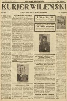 Kurjer Wileński : niezależny organ demokratyczny. 1930, nr290