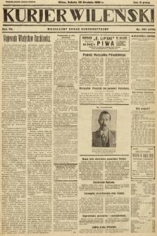 Kurjer Wileński : niezależny organ demokratyczny. 1930, nr294