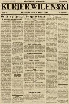 Kurjer Wileński : niezależny organ demokratyczny. 1929, nr179