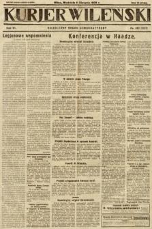 Kurjer Wileński : niezależny organ demokratyczny. 1929, nr182
