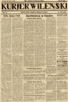 Kurjer Wileński : niezależny organ demokratyczny. 1929, nr183