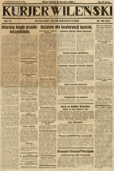 Kurjer Wileński : niezależny organ demokratyczny. 1929, nr198