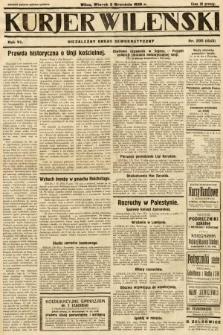Kurjer Wileński : niezależny organ demokratyczny. 1929, nr200