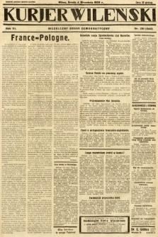Kurjer Wileński : niezależny organ demokratyczny. 1929, nr201