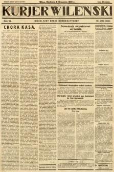 Kurjer Wileński : niezależny organ demokratyczny. 1929, nr205