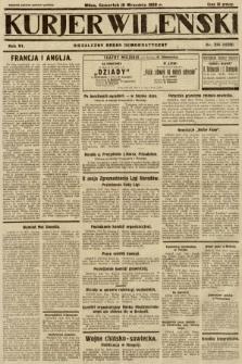 Kurjer Wileński : niezależny organ demokratyczny. 1929, nr214