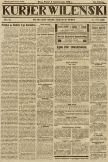 Kurjer Wileński : niezależny organ demokratyczny. 1929, nr227
