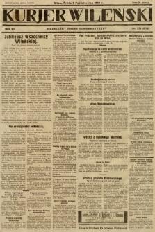 Kurjer Wileński : niezależny organ demokratyczny. 1929, nr231