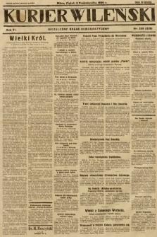 Kurjer Wileński : niezależny organ demokratyczny. 1929, nr233