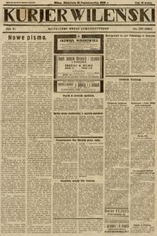Kurjer Wileński : niezależny organ demokratyczny. 1929, nr235