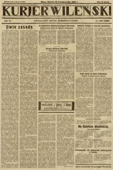 Kurjer Wileński : niezależny organ demokratyczny. 1929, nr240