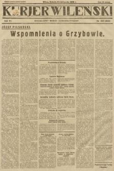 Kurjer Wileński : niezależny organ demokratyczny. 1929, nr257