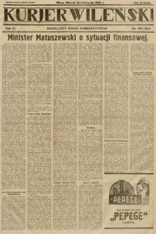 Kurjer Wileński : niezależny organ demokratyczny. 1929, nr259
