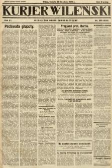 Kurjer Wileński : niezależny organ demokratyczny. 1929, nr295