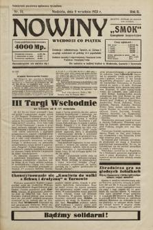 """Nowiny """"Smok"""" : czasopismo bezpartyjne. 1923, nr51"""