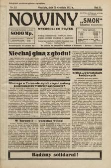 """Nowiny """"Smok"""" : czasopismo bezpartyjne. 1923, nr53"""
