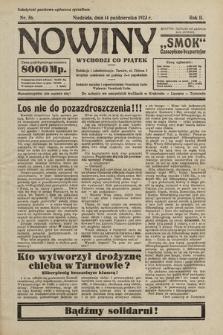 """Nowiny """"Smok"""" : czasopismo bezpartyjne. 1923, nr56"""
