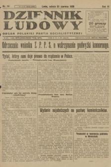 Dziennik Ludowy : organ Polskiej Partji Socjalistycznej. 1928, nr141