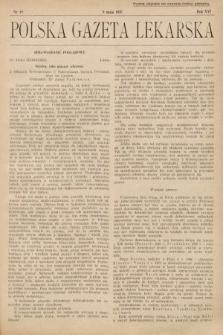 Polska Gazeta Lekarska. 1937, nr19