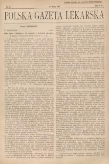 Polska Gazeta Lekarska. 1937, nr21