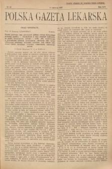 Polska Gazeta Lekarska. 1937, nr23