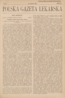 Polska Gazeta Lekarska. 1937, nr25