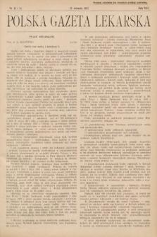 Polska Gazeta Lekarska. 1937, nr33 i 34