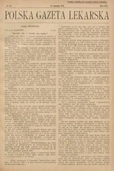 Polska Gazeta Lekarska. 1937, nr35