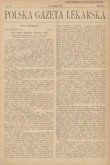 Polska Gazeta Lekarska. 1937, nr51