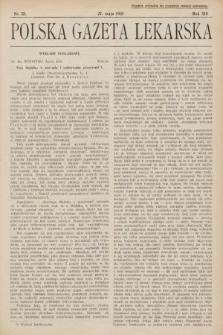Polska Gazeta Lekarska. 1934, nr22