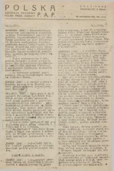 Codzienne Wiadomości z Kraju. 1946, nr5