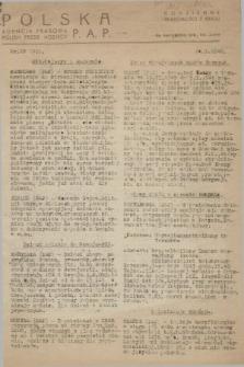 Codzienne Wiadomości z Kraju. 1946, nr18