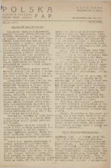 Codzienne Wiadomości z Kraju. 1946, nr19