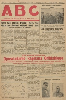 ABC : pismo codzienne : informuje wszystkich o wszystkiem. 1926, nr3
