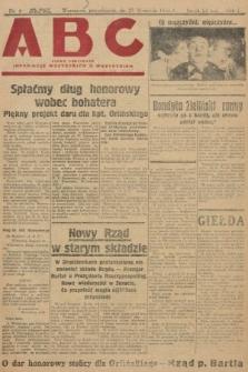 ABC : pismo codzienne : informuje wszystkich o wszystkiem. 1926, nr4
