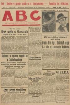 ABC : pismo codzienne : informuje wszystkich o wszystkiem. 1926, nr11