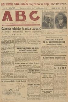 ABC : pismo codzienne : informuje wszystkich o wszystkiem. 1926, nr16