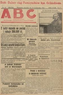 ABC : pismo codzienne : informuje wszystkich o wszystkiem. 1926, nr21