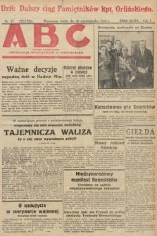 ABC : pismo codzienne : informuje wszystkich o wszystkiem. 1926, nr27