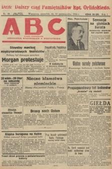 ABC : pismo codzienne : informuje wszystkich o wszystkiem. 1926, nr28