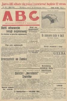ABC : pismo codzienne : informuje wszystkich o wszystkiem. 1926, nr50