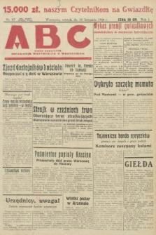 ABC : pismo codzienne : informuje wszystkich o wszystkiem. 1926, nr67