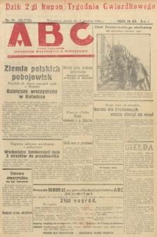 ABC : pismo codzienne : informuje wszystkich o wszystkiem. 1926, nr70