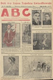 ABC : pismo codzienne : informuje wszystkich o wszystkiem. 1926, nr72