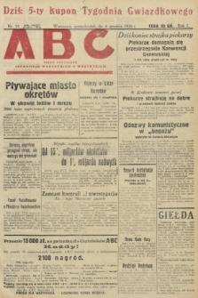 ABC : pismo codzienne : informuje wszystkich o wszystkiem. 1926, nr73