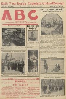 ABC : pismo codzienne : informuje wszystkich o wszystkiem. 1926, nr75