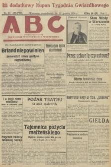 ABC : pismo codzienne : informuje wszystkich o wszystkiem. 1926, nr80