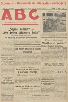 ABC : pismo codzienne : informuje wszystkich o wszystkiem. 1926, nr82