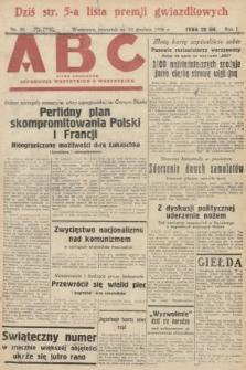 ABC : pismo codzienne : informuje wszystkich o wszystkiem. 1926, nr90